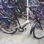 Koła rowerowe i klamkomanetki