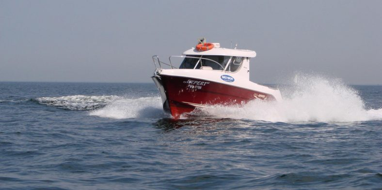 Czarter jachtów motorowych