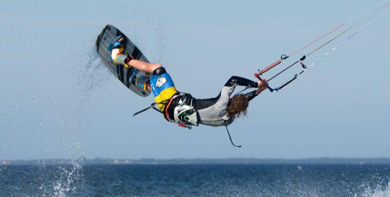 Kurs kitesurfingu Hel