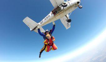 Szkolenia spadochronowe Wrocław